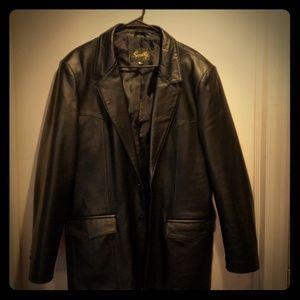 Men's Scully Leather Jacket Size 44 Reg